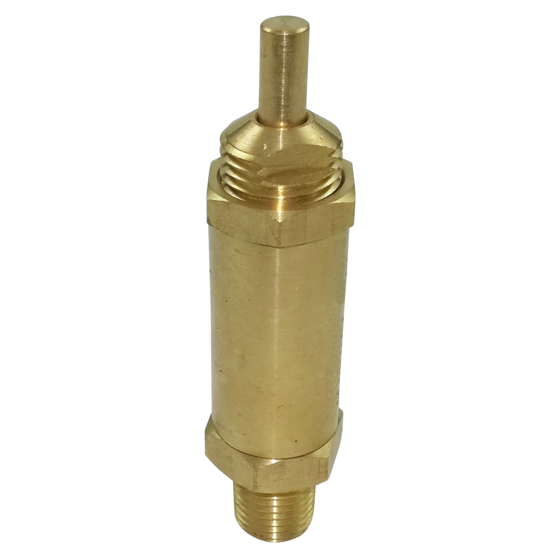 "Adjustable ST-1 Safety Relief Valve - 1/4"" NPT - 150 PSI"