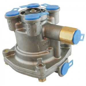 4 Port Trailer Service Relay Valve - 4.5 PSI