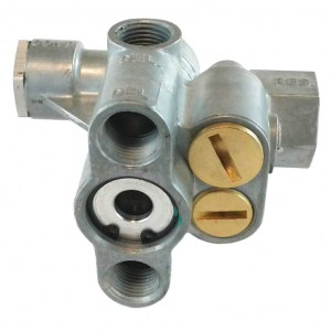 Trailer Service Internal Pressure Protection Reservoir Priority Spring Brake Control Valve