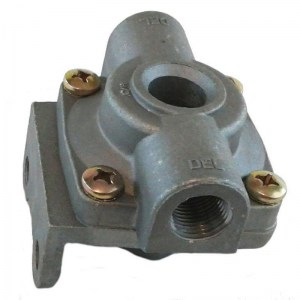"QR-1 Quick Release Air Brake Valve - 3/8"" NPT"