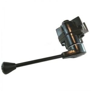 Steering Column Mounted Hand Operated Trailer Brake Control Valve with Handle