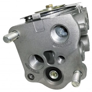 Pedal Foot Control Brake Valve - Single Circuit