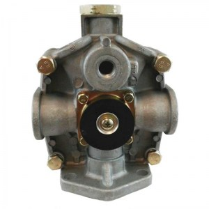 R-8 Relay Spring and Service Brake Valve - 90 Degrees Service Port