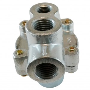 "Pressure Protection Valve - 1/4"" NPT - 55 PSI"