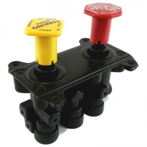 "Hand Operated Manifold Dash Valve 1/4"" Trailer Delivery"