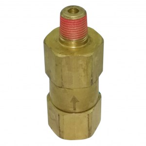 "SC-3 Single Check Valve - 1/8"" NPT Port"