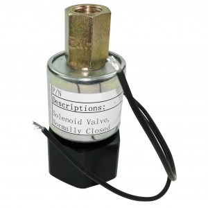 Air Solenoid Valve - Normally Closed