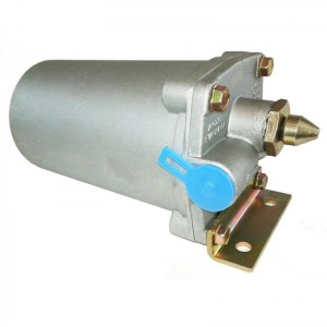 Air Brake Dryer Alcohol Evaporator with Safety Valve